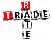 3D Trade Rate Crossword