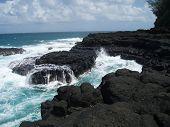 Brilliant Kauai Lava Pool