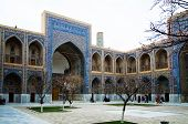 image of samarqand  - Ulugh Beg Madrassah in Registan Ensemble - JPG