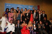 LAS VEGAS - JUN 19:  Bold & Beautiful Cast, Producers, Brad Bell in the Press Room of the  38th Dayt