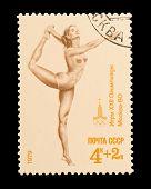 Olympic Gymnast