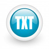 ícone de txt
