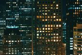 Downtown San Francisco Skyline Buildings And Skyscrapers poster