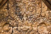 Kala between two Makaras, Cambodia