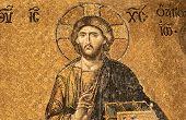 Mosaico de Cristo Jesús