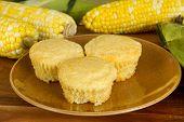 Fresh Corn Muffins