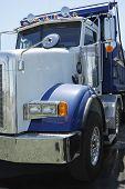 Dump Truck Close Up
