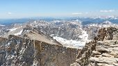 Mount Whitney Summit Scenery