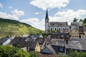 Briedel, A Small Village In The German Mosel Valley