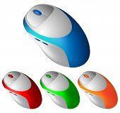 Computer mouse set