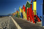 St. James Beach Huts