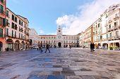 Piazza Dei Signori, Padova, Italy
