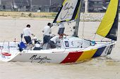 Sailing Race World Match Racing Tour