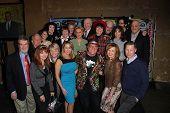 LOS ANGELES - JAN 17:  Tippi Hedren and friends arrives at the
