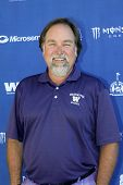 MOOREPARK, CA - SEPT 16:  Richard Karn arrives at the 6th Annual Scott Medlock & Robby Krieger Golf Invitational & All-Star Concert on September 16, 2013 in Moorepark CA.