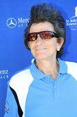MOOREPARK, CA - SEPT 16:  Gary Mule Deer arrives at the 6th Annual Scott Medlock & Robby Krieger Golf Invitational & All-Star Concert on September 16, 2013 in Moorepark CA.