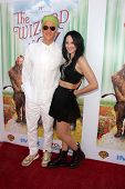 LOS ANGELES - SEP 15:  Matthew Modine, Ruby Modine at the