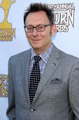 LOS ANGELES - JUN 26:  Michael Emerson arrives at the 39th Annual Saturn Awards at the Castaways on