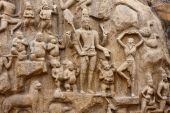 pic of arjuna  - Detail from the Arjuna - JPG