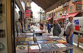 Street Bookshop, Nice, France