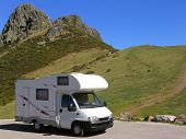 Travelling In Motorhome