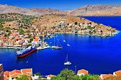 pictorial Greece. Symi island , Dodecanese