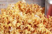 Popcorn A Caramel Coated