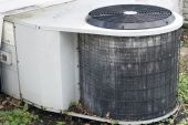 Outdate Airconditioning Unit