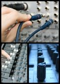 Mixer Collage