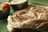 Kerala Paratha - A Layered Flatbread From Kerala