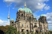 stock photo of dom  - Berlin Germany - JPG