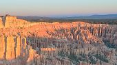 Sunrise At Bryce Point, Bryce Canyon National Park, UT