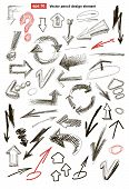 Hand-drawn Design Elements Collection
