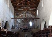 San Michele Church In Oleggio, Italy