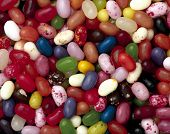 Jelly beans candies