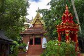 Wat Phra Kaew, Chiang Rai, Thailand