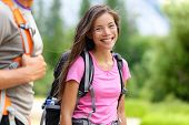stock photo of joy  - Hiker - JPG
