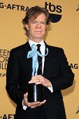 LOS ANGELES - JAN 25:  William H. Macy at the 2015 Screen Actor Guild Awards at the Shrine Auditorium on January 25, 2015 in Los Angeles, CA