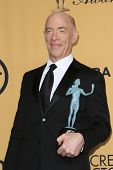 LOS ANGELES - JAN 25:  J.K. Simmons at the 2015 Screen Actor Guild Awards at the Shrine Auditorium on January 25, 2015 in Los Angeles, CA