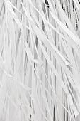 Abstract White Paper Strips Pattern