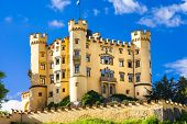 castles of Germany, Hohenswangau in Bavaria