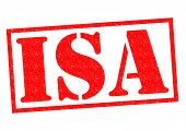 Isa Rubber Stamp