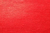 red cloth texture - red background
