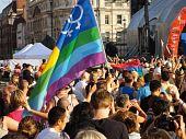 Gay Pride Parade Day
