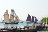 Tall Ship Chase