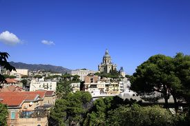 picture of messina  - The beautiful ancient city of Messina in Sicily Italy - JPG