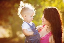 picture of tied hair  - Mom - JPG