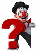 image of clowns  - Fun clown - JPG