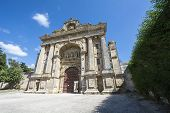 pic of carthusian  - Cartuja Monastery Jerez de la Frontera Spain  - JPG