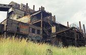 Antiga fábrica
